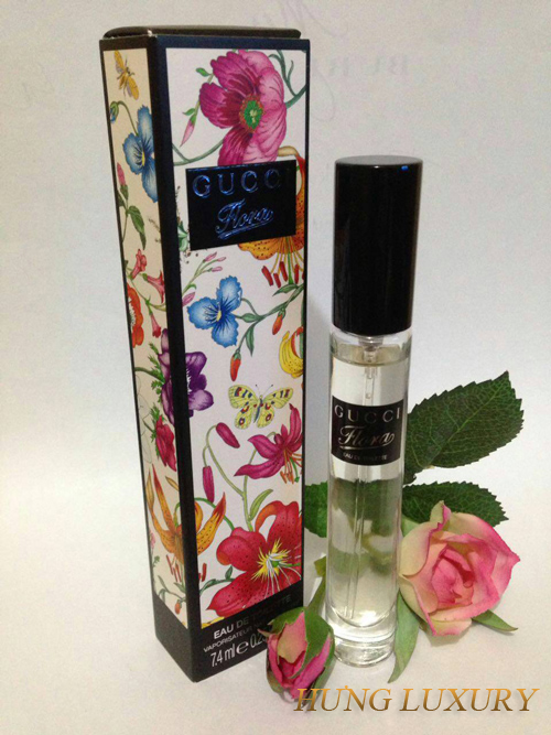 Flora By Gucci (New) 7.4ml